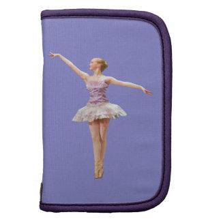 Ballerina Customizable Rickshaw Folio Sleeve Folio Planners