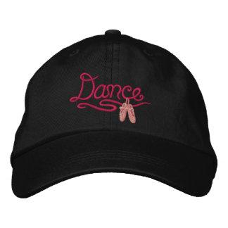 Ballerina  - Dance Embroidered Baseball Cap