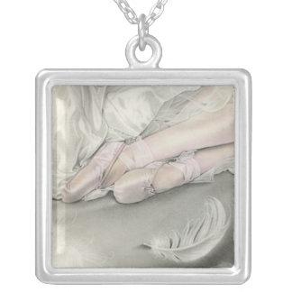 Ballerina Dance of the Swan Necklace