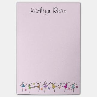 Ballerina Dance Post-it® Notes