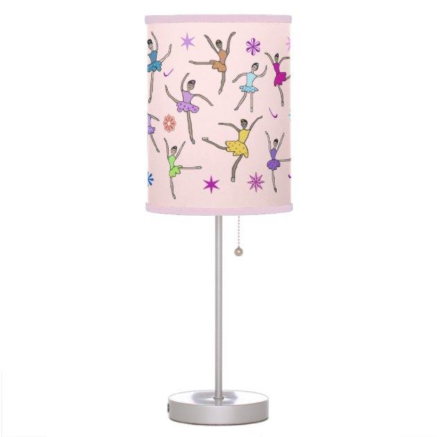 Ballerina Dance Table Lamp | Zazzle.com