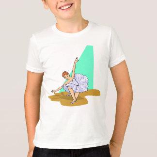 Ballerina Dance Wear T-shirts