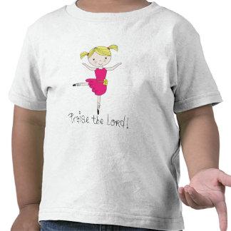 Ballerina Dancer T-Shirt