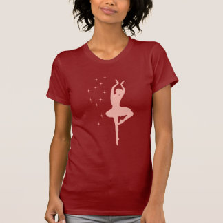 Ballerina dancer t shirt