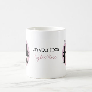 Ballerina Dancers Coffee Mug