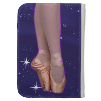 Ballerina dances among the stars case for the kindle
