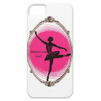 Ballerina design for iPhone case