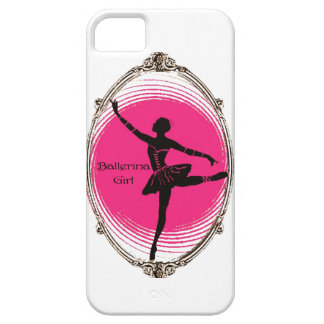 Ballerina design for iPhone case iPhone 5/5S Covers