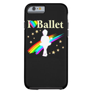 BALLERINA DREAMS COMES TRUE TOUGH iPhone 6 CASE