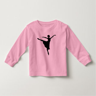 BALLERINA En Pointe (Ballet Dancer silhouette) ~ T Shirts
