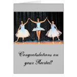Ballerina Gifts Cards