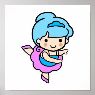 Ballerina Girl 2 Posters