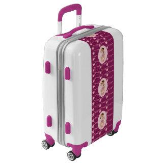 Ballerina Girl Dreams Luggage