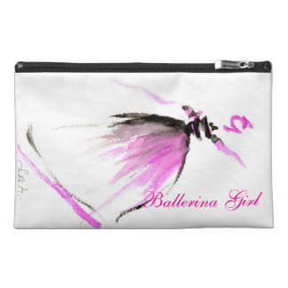 Ballerina Girl Travel Accessory bag