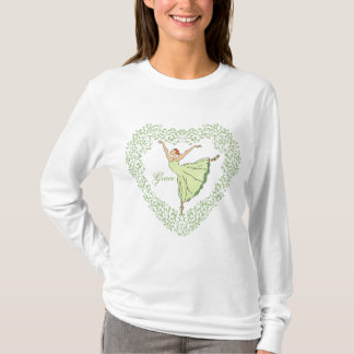 Ballerina Grace en Pointe T T-Shirt