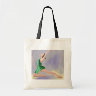Ballerina Grace Tote Bag