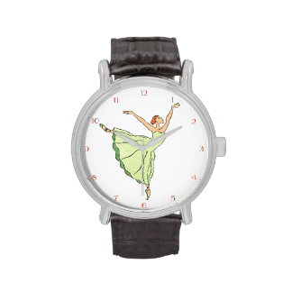 Ballerina Grace Wristwatch