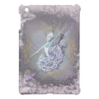 Ballerina Grand Jete iPad Mini Cases