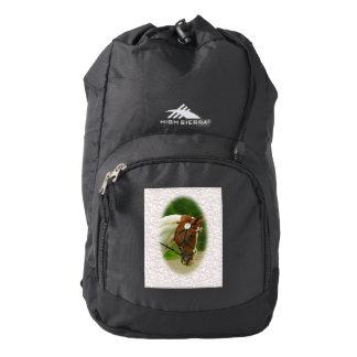 Ballerina Horse Backpack