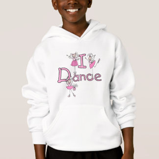 Ballerina I Dance T-shirts and Gifts