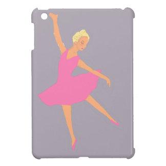 Ballerina in a Pink Tutu iPad Mini Case