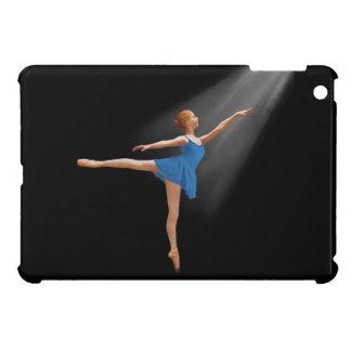 Ballerina in Arabesque iPad Mini Cover