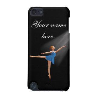 Ballerina in Arabesque Position Customizable iPod Touch 5G Case
