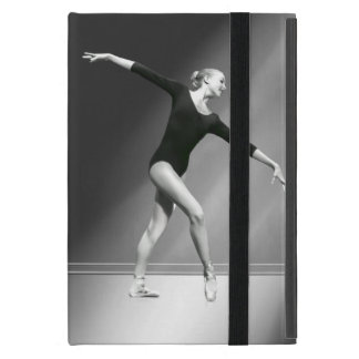 Ballerina in Black and White Case For iPad Mini