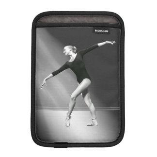 Ballerina in Black and White iPad Mini Sleeve