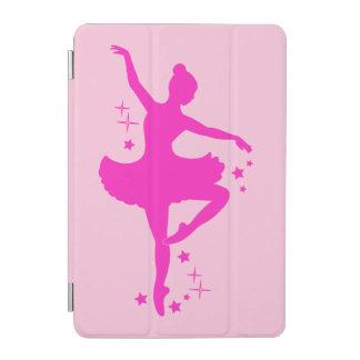 Ballerina in Silhouette with Stars iPad Mini Cover