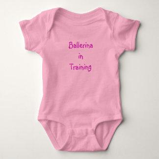 Ballerina in Training- onsie Tee Shirts