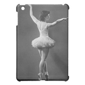 Ballerina in Tutu iPad Mini Case