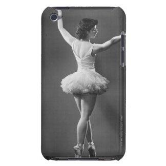 Ballerina in Tutu iPod Touch Case-Mate Case
