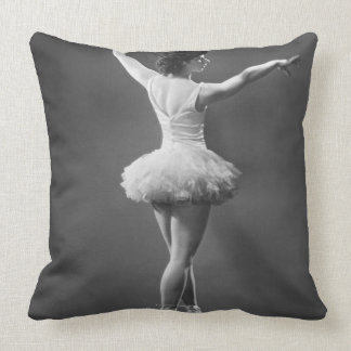Ballerina in Tutu Pillows