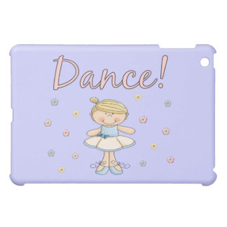 Ballerina IPad Case