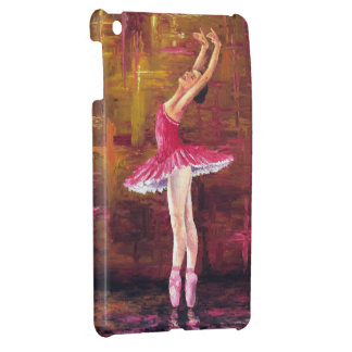 Ballerina iPad Mini Cover
