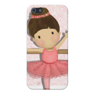 Ballerina iPhone 4 Case