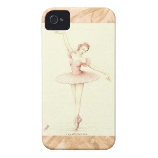 Ballerina iPhone 4 Case-Mate Case