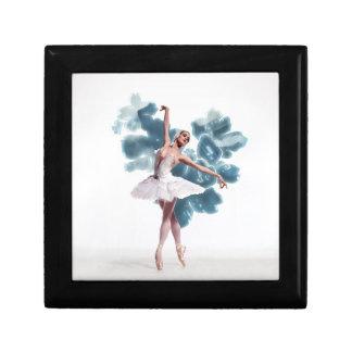 ballerina keepsake box