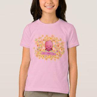 Ballerina Ladybug Girls Shirt