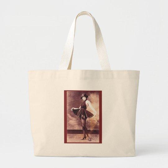 Ballerina Large Tote Bag