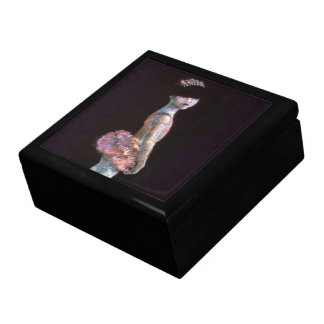 Ballerina Lilly Jewelry Box