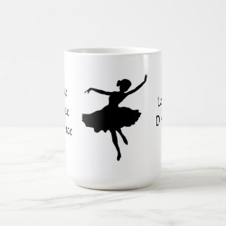 Ballerina - Loves to Dance Coffee Mug