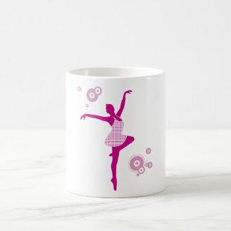 Ballerina Coffee Mugs