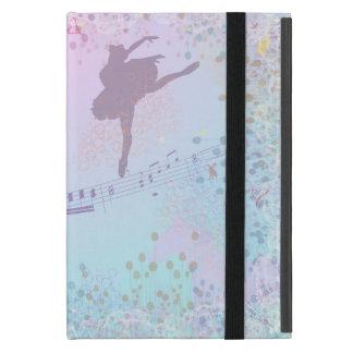 Ballerina, Music, Cat, Horse fantasy for girls Case For iPad Mini