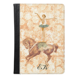 Ballerina on Horseback, Monogram iPad Air Case