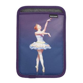 Ballerina On Pointe in Spotlight Sleeve For iPad Mini