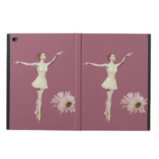 Ballerina On Pointe with Daisies Customizable Powis iPad Air 2 Case