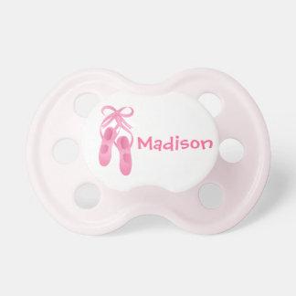 Ballerina Baby Pacifiers