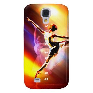 Ballerina Painting Samsung S4 Case